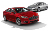 2013 & 2012 Ford Fusion