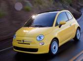 Inexpensive 2014 Fiat 500 POP