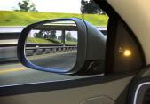Blind Spot Detection for Safety
