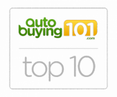 AutoBuying101.com Top 10 Road Trip Autos