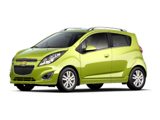 2013 Chevy Spark in Jalapeno green