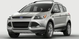 Top-Selling SUV - 2013 Ford Escape
