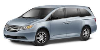 Top-Selling Minivan - 2013 Honda Odyssey