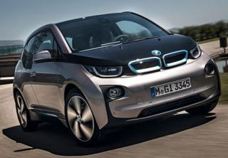 2014 BMW i3 - 2014 World Green Car & World Car Design Winner