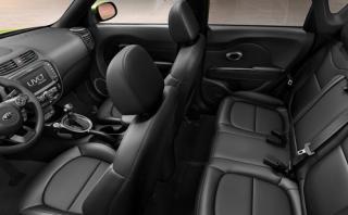 2014 Kia Soul+ Interior - Affordable Comfort