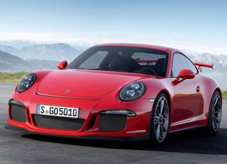 2014 Porsche 911 GT3 - 2014 World Performance Car Winner