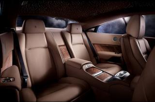 2014 Rolls-Royce Wraith Interior - 6 Figure Elegance