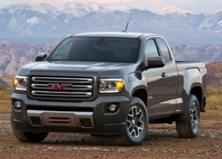 2015 GMC Canyon Midsize Truck
