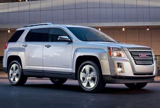 2015 GMC Terrain - Midsize SUV, IIHS Top Safety Pick