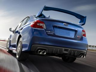 2015 Subaru WRX STI Performance Sedan