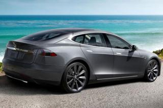 2015 Tesla Model S: Consumer Reports Best Overall