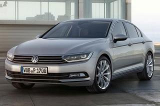 Save on a 2015 Volkswagen Passat