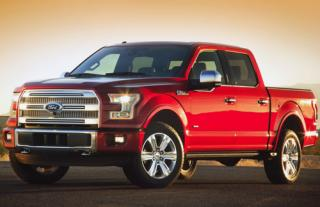 2016 Ford F-150 - Best Selling Vehicle in U.S.