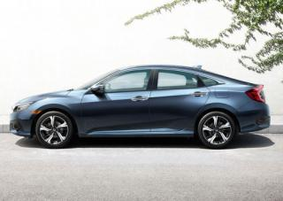 2016 Honda Civic - Best Family Sedan