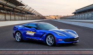 2013 Indy 500 Pace Car Corvette Stingray