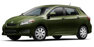 2013 Toyota Matrix - Spruce Mica