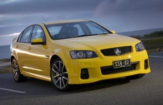 Australian Holden Commodore will be the basis for the 2014 Chevrolet SS.